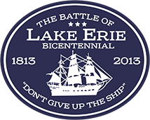 Lake Erie Bicentennial Logo